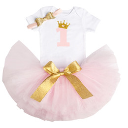 $enCountryForm.capitalKeyWord NZ - 2018 Summer 10-12M Baby Girl Clothing Summer Sequin Bow Tutu Newborn Dress Butterfly Clothes Baby First Birthday Fancy Costumes