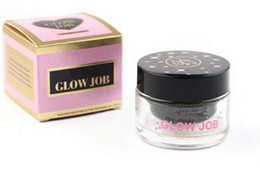 Face Glow Cream NZ - Dropshipping faced 6 colors Radiance Boosting give yourself a glow job mask Glitter face mask soft facial mask
