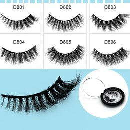 $enCountryForm.capitalKeyWord NZ - 13 Style Natural Makeup 3d Mink Lashes Eyelash Extension HandMade Full Strip Lashes Cruelty Free Korean Mink Lashes False Eyelashes.