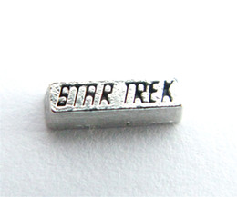 $enCountryForm.capitalKeyWord NZ - 30pcs lot free shipping star trek good quality alloy DIY floating charms for glass living memory lockets