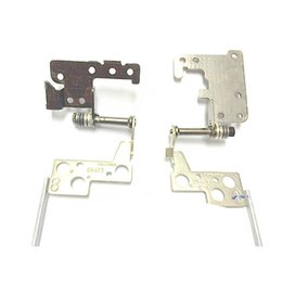 lenovo hinges NZ - Genuine NEW for lenovo IdeaPad 110-15ISK Laptop LCD Hinges Set Screen Axis Shaft Right & Left AM1NT000200