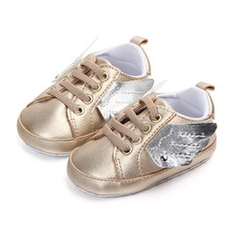 $enCountryForm.capitalKeyWord Australia - Newborn Baby First Walkers Shoes Infant Pony Wing Toddler Boots Boy Girl Angel Wings Booties Shoes Sports Sneakers