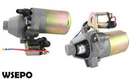 Engine Start Australia - Factory Direct Supply and Top Quality! Electric Start Motor fits for GX160 GX200 168F 170F 5.5~7HP Gasoline 4 Stroke Air cooled Engine