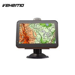 Gps Car Portable Australia - Vehemo MP3 GPS Navigator Camera Vehicle GPS Navigator Multifunctional Photography Car Electronics Portable Sensors