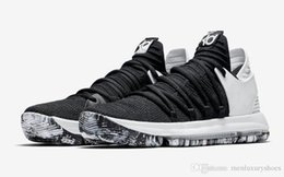 KD 10 Basketball Shoes MVP Oreo black City What The Red Velvet  EditionPlatinum Hyper Turquoise multicolor Kevin Durant Sports Shoes Sneaker fc1c7726e