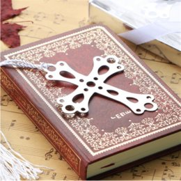 $enCountryForm.capitalKeyWord NZ - Cross Bookmark For Baptism Baby Shower Souvenirs Favours Birthday Kids Party Wedding Favors and Gifts 20PIC