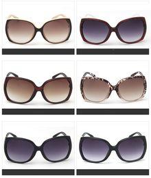 $enCountryForm.capitalKeyWord NZ - New Vintage Sunglasses 6 Colors Big Frame Square Retro UV Glass Sun Glasses Women outdoor Travel Shade