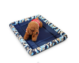 extra small dog house Australia - Pet Dog Bed Dog Cat Cushion Fashion Soft Dog Kennel Creative Warm Puppy House Cat Mat