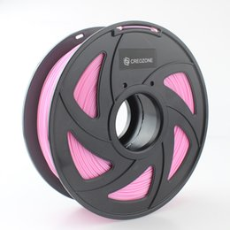 Vente en gros Freeshipping Pink PLA 3D Filament PLA Filament 1.75mm Précision dimensionnelle de 1kg +/- 0.03mm Matériaux d'impression 3D