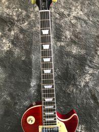 ElEctric guitars brands online shopping - Good quality New Brand Starshine LP standard mahogany electric guitar one piece mahogany neck ebony fingerboard