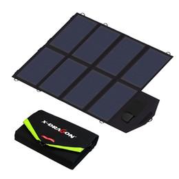 $enCountryForm.capitalKeyWord NZ - 40W Solar Panel Charger Portable Solar Battery Chargers 5V 12V 18V Charging for Mobile Phones Tablet Laptop 12V Car Battery etc.