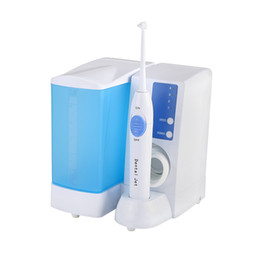 $enCountryForm.capitalKeyWord Canada - Oral Irrigator Dental Water Jet Power Floss Water Jet Portable Water Flosser Tooth SPA Cleaner Pressure Control With Ozone sterilizer 4 Tips