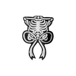 $enCountryForm.capitalKeyWord UK - Medical Rib Human Organs Enamel Brooches Pins For Women Men Medcial Gift Badge Wholesale Jewelry Broche New Fashion Punk Style Breastpin