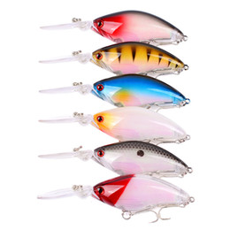 $enCountryForm.capitalKeyWord UK - High Quanlity ABS Plastic Minnow Crank Bait 6# BKB Hooks 11cm 18.5g Realistic Fish Body Laser Fly Fishing Crankbaits Lure