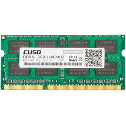 DDr3 online shopping - CUSO DDR3L G low voltage notebook memory bar