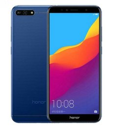 China Original Huawei Honor 7A Play Glob Firmware Cell Phone Octa Core 32GB Single Rear Camear Dual Rear Camear Android 8.0 5.7inch suppliers