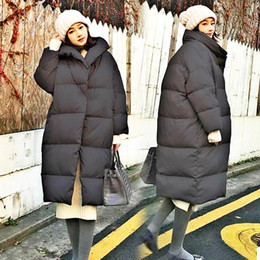 02da1ee5a0f5d Winter Warm Pregnancy Down Jacket for Pregnant Women Fashion Loose Maternity  Jackets Plus Size Pregnancy Outwear Winter Clothes