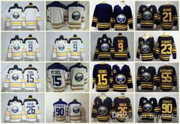 Winter Classic Buffalo Sabres 9 Jack Eichel Jersey 15 26 Rasmus Dahlin  Rasmus Ristolainen 23 Sam Reinhart Blue White Stitched Hockey Jersey 892d76957