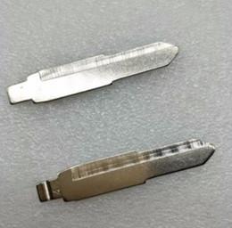 $enCountryForm.capitalKeyWord Australia - 10Pcs lot Best NO.45 Metal Blank Uncut Flip KD Remote Key Blade Type for Domestic Truck Minibus