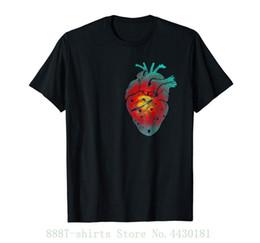 Drake T Shirts Australia - Women's Tee Cosmic Heart T Shirt Female Harajuk Fashion Drake Fitness Punk Tops