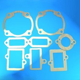 Engine Components Australia - DLE170 gasket cover for DLE 170 engine