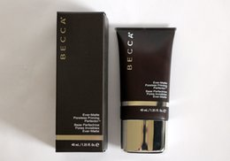 Chinese  Hot Sale BECCA Foundation Primer Makeup Ever-Matte Poreless Priming Professiona Cosmetics for Face DHL Free manufacturers
