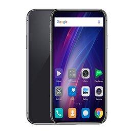 В GooPhone хз 5.8-дюймовый лицо ИД MTK6580 четырехъядерных процессоров Андроид 7.0 1 ГБ 16 ГБ 8-мегапиксельная камера GPS WiFi разблокирована сотовых телефонов 3G
