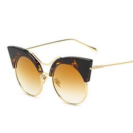 49a214912b7 2018 Black Cat Eye Women Eyeglasses Clear Lens Spectacle Frame Fashion  Female Sun Glasses Optical Eyewear 97247
