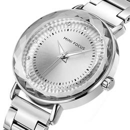 Focus Steel Canada - MINI FOCUS Women's Watch Business Watches Japanese Movement Waterproof Metal Steel Strip 0040L