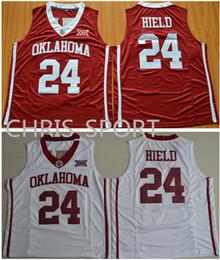 $enCountryForm.capitalKeyWord Canada - Oklahoma college Sooners basketball jerseys #23 Blake Griffin #24 Buddy Heild player uniform red white jerseys