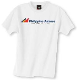 8b92928fab AirplAne shirts online shopping - PHILIPPINE AIRLINES Airplane Travel T  shirtMens fashion Brand T Shirt O