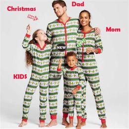 3b9b1edea Men S Christmas Pajamas Canada - Hot Sale Christmas Family Matching Pajamas  Set Women Men Child