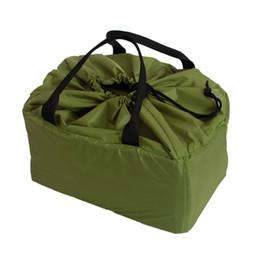 Dslr Cameras Bags Australia - CAREELL Multi-Purpose Camera DSLR Lens Bag Liner Package Storage Bag Home Storage Organization