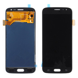 $enCountryForm.capitalKeyWord Canada - NEW Wholesale Cell Phone Touch Panel Mobile Repair Digitizer Replacement Parts lcd Screen display for Samsung Galaxy j2 2016 J210