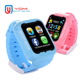 Discount watch player - 1.54'' Screen Waterproof Smart Watch K3 GPS Tracker FacSOS Call Remote Monitoring Music Player Wearable Tracker Device