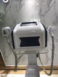 sculpting head 2019 - Portable 4 cryo heads fat freeze cool body sculpting slimming machine body sculpting cool vacuum slimming machine