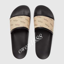 69f7b39e20593 2018 mens and womens fashion invite-print rubber slide sandals boys girls  unisex causal beach flip flops