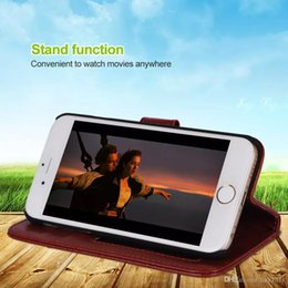 $enCountryForm.capitalKeyWord NZ - For iPhone 7 6 6S Plus 5S Vintage Retro Flip Stand Wallet Leather Case With Photo Frame Phone Cover For iphone7 5 7plus