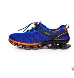 Running Shoes Cheap Factory Canada - factory direct Plush size 35-47 Breathable ForMotion running shoes men Comfortable Athletic shoes outdoor sport shoes Cheap men sneakeEH-303