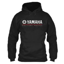 2018 NOVA para YAMAHA Equipe de corrida FÁBRICA de roupas de moto knight pullover casaco sweatershirts casual hoodie N