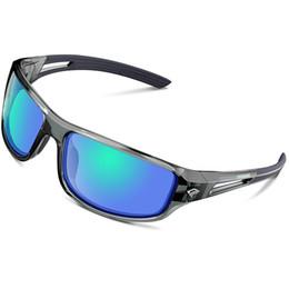 3551146a29e Polarized Sports Sunglasses Men Women Cycling Running Driving Fishing Golf  Baseball Glasses GRILAMID TR90 Frame High Quality