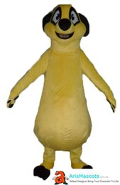 Chinese  ice age weasel costume mascot cartoon character mascots fancy dress costume funny mascot costumes for sale kids carnival party dress manufacturers