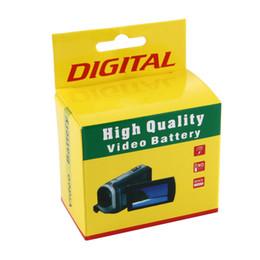 Venta al por mayor de Batería recargable de mayor capacidad 6600mAh NP-F970 NP-F960 para la marca DCR-VX1000 VX2000 VX2100 VX700 TRV15 Batería de la cámara de la videocámara