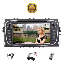 2din gps radio Canada - For Ford Focus 7'' Android 7.1 Car Radio Stereo Bluetooth 2G+32G GPS Navigation Double 2Din in Dash Head Unit car DVD Player