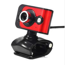 $enCountryForm.capitalKeyWord Australia - 20MP USB 2.0 HD Webcam Camera 3 LED PC WebCam Camera Built-in MIC Microphone for Computer Laptop Desktop Tv