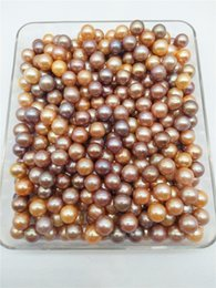 $enCountryForm.capitalKeyWord NZ - Free Shipping Natural Colors 3A Grade 8.5-9.5mm Edison Loose Pearls Big Huge Large Pearls Bulk Wholesale