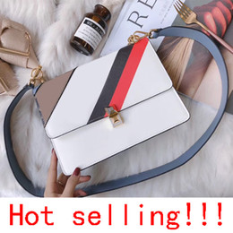 size hot 2019 - High quality brand designer fashion luxury ladies small shoulder bags messenger bag women crossbody hot sale free shippi