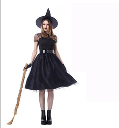 $enCountryForm.capitalKeyWord UK - Halloween Costume Adult Witch Cosplay Bat Little Red Riding Hood Vampire Princess Costume Scary Horror Costume Free Shipping