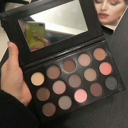 $enCountryForm.capitalKeyWord NZ - Long-lasting Matte Eyeshadow palette 15 colors Brand New in box Pro Eye Cosmetics DHL Free makeup