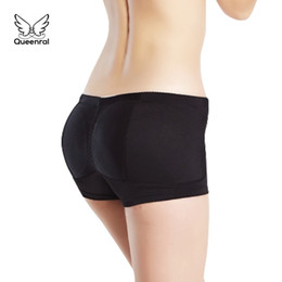 b6c03cc8121 Body Shaper Sexy Boyshort Panties Woman Fake Ass Underwear Push Up Padded  Panties Buttock Slimming Butt Lifter Hip Enhancer
